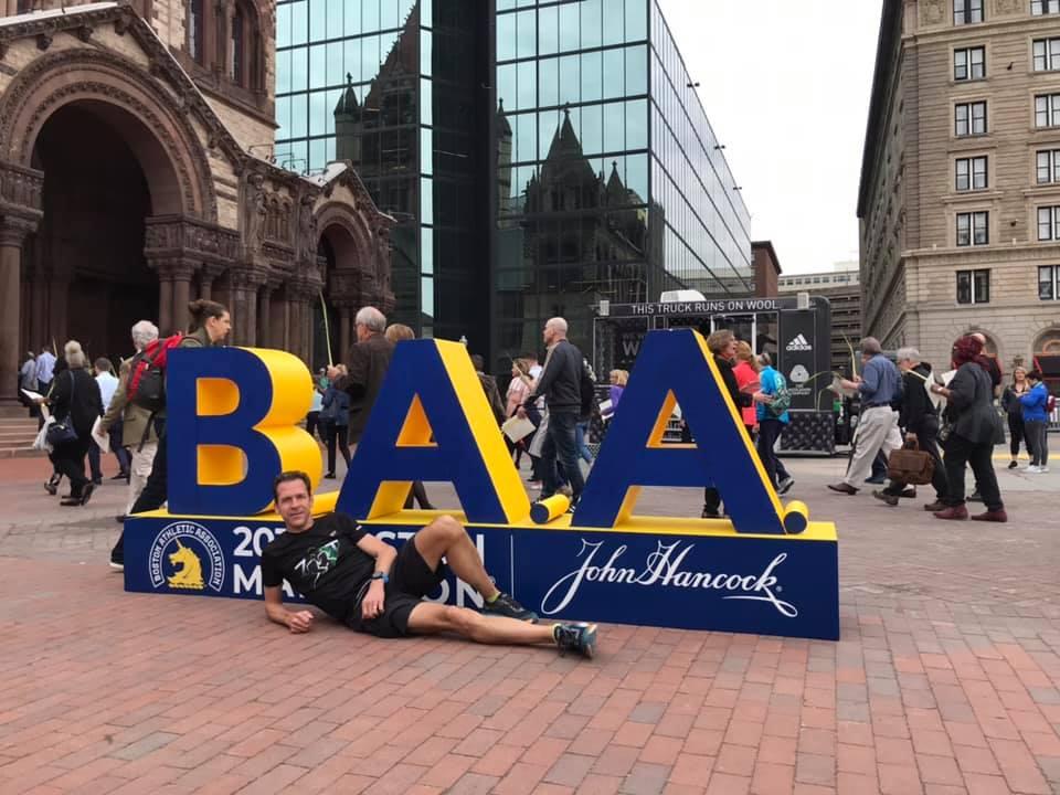 BAA Sign